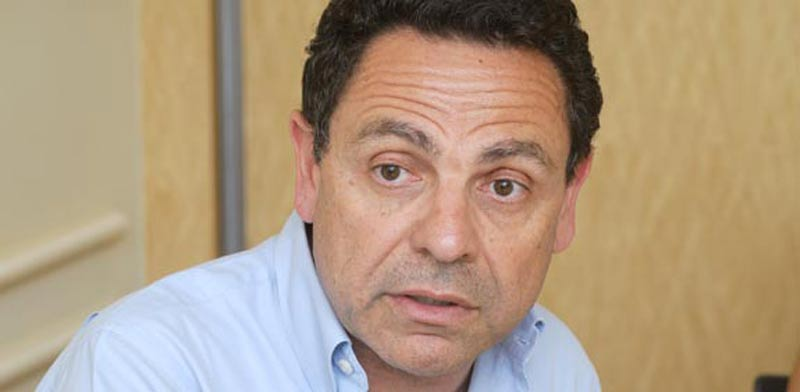 ברנרד רסקין מנכל רימקס ישראל / צלם: איל יצהר